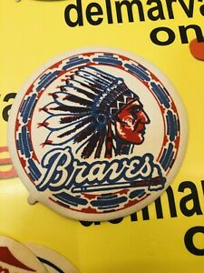 Vintage-Quaker-Oats-Patch-Atlanta-Braves