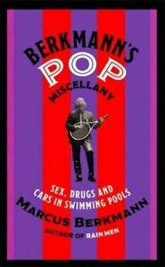 Berkmann's Pop Miscellany by Marcus Berkmann