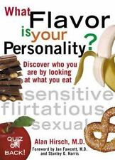 What Flavor is Your Personality?  Discover Who You Are by Looking at What You ..
