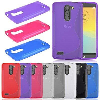 New Soft TPU Silicone Rubber Gel S Line Case Cover For Various LG Optimus Phones