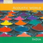 Acoustic World: India by Various Artists (CD, May-2009, CORO)