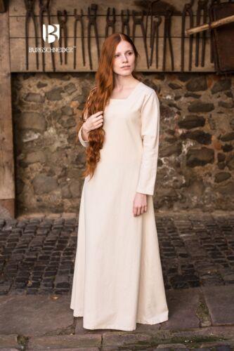 Medioevo sottoveste abito vichinghi veste//morbide-Natura di castello Schneider