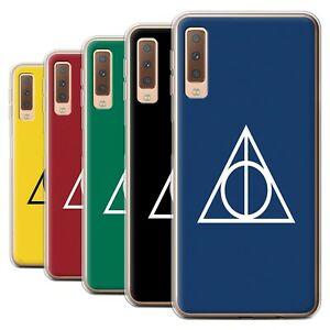 Gel-TPU-Case-for-Samsung-Galaxy-A7-2018-A750-Magic-Hallows-Inspired