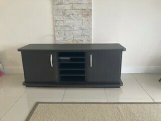 Imbuia TV Cabinet For Sale