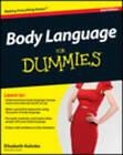 Body Language For Dummies by Elizabeth Kuhnke (Paperback, 2012)