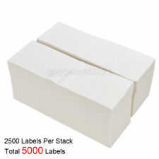 40005000 4x6 Fanfold Direct Thermal Shipping Labels For Zebra Amp Rollo Printer