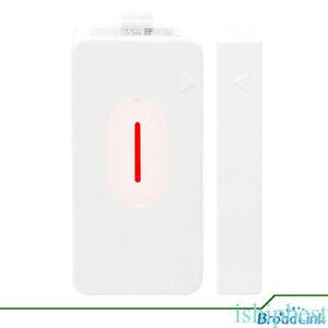 Mini Wireless Door/Window Sensor Smart Home Security Alarm For BroadLink S1C IT1