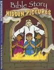 Bible Story Hidden Pictures: Coloring & Activity Book by Robin Fogle (Paperback / softback, 2011)