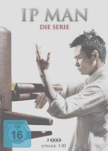 Fan Xiaotian - Ip Man - Die Serie. Tl.1, 3 DVD