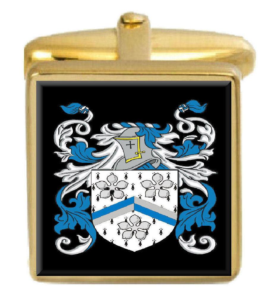 Deblow SCOZIA STEMMA DI FAMIGLIA cognome STEMMA Gemelli Gemelli Gemelli in oro incisi BOX 989913