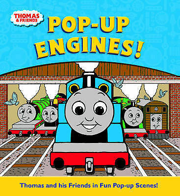 (Good)-Pop-up Engines! (Thomas & Friends) (Hardcover)-VARIOUS-1405247053