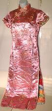 New Chinese Women's Silk Wedding Dress /Cheongsam Evening Dress  Size Med
