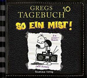 JEFF-KINNEY-GREGS-TAGEBUCH-10-CD-NEW