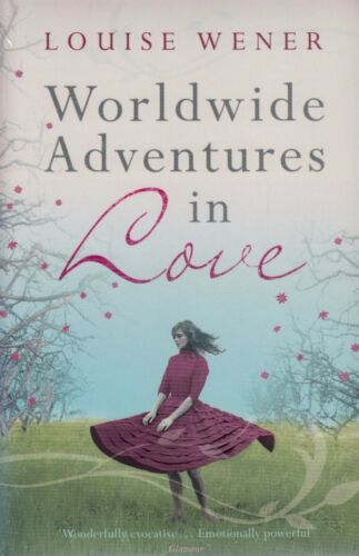 1 of 1 - Worldwide Adventures in Love BRAND NEW BOOK by Louise Wener (Paperback, 2009)