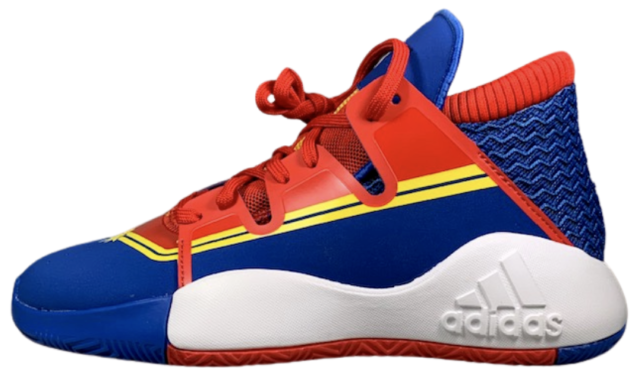 Ceder auge radiador  adidas Marvel Avengers Mid Shoes Youth Captain America SNEAKERS for sale  online | eBay
