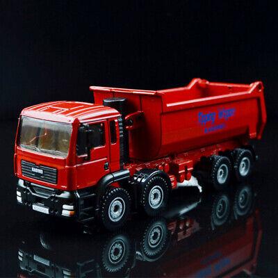 1:50 High Simulation Diecast Dumper Model Dump Truck for Kid Educational Toy