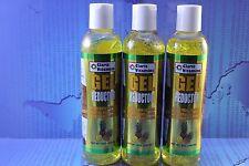 3 BOTTLES GEL REDUCTOR DE PINA, QUEMA GRASA, Osmotic, reducing, Redu Shaper