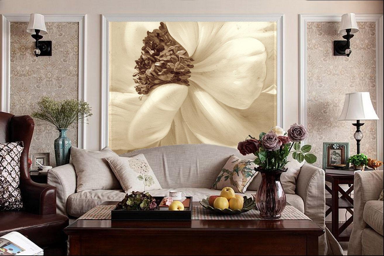 3D Elegant Flower 4 Paper Wall Print Decal Wall Wall Murals AJ WALLPAPER GB