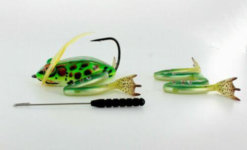 60mm meilleure et unique... River2Sea Dahlberg Diver Frog taille 50mm