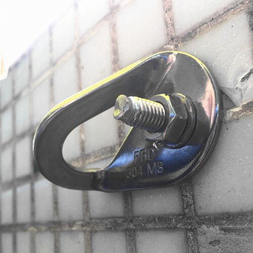 Climbing Caving Anchor Bolt Hanger Nut Expansion Set Screw Piton Hardware