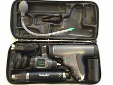 Welch Allyn PanOptic Ophthalmo/Otoscope Lithium Ion Handle Set (REF:9788-MS)