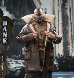 "DAFTOYS 1//6 Bane The Dark Knight Rises Batman Mercenary 12/"" Figure W //M34 Body"