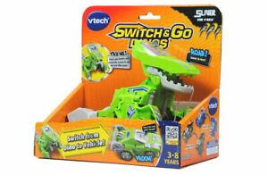 SFK-VTech-Switch-amp-Go-Dinos-Sliver-the-T-Rex-DAMAGED-SALE-price-P1-330
