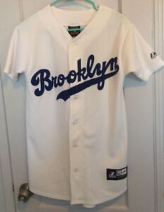 Matt Kemp Brooklyn Dodgers MLB Jersey Women M Cooperstown Collection ... b59304ab3e2