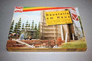 Busch-6045-chantier-de-la-maison-piste-h0-OVP