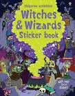 Witches and Wizards Sticker Book by Kirsteen Robson (Paperback, 2016)