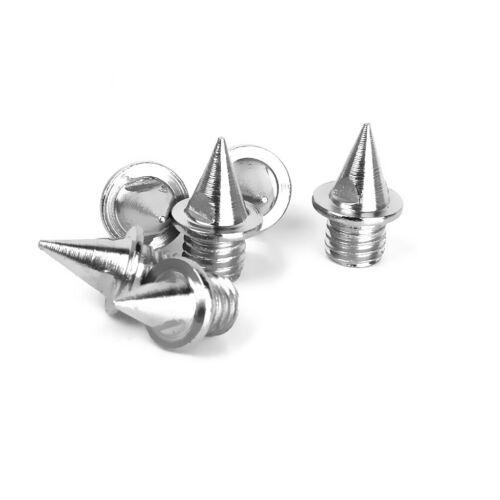 7mm 60 Stücke Ersatz Kurze Spikes Nägel für Laufschuh Sportschuhe aus Stahl