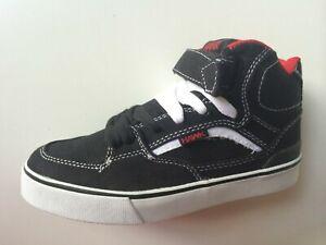 Tony Hawk Boy/'s THmario Black Skate Shoes SIZES NIB NEW Skateboard Mario