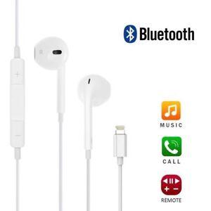 Bluetooth Headset casque écouteurs Ecouteurs pour Apple iPhone 8 7 Plus X