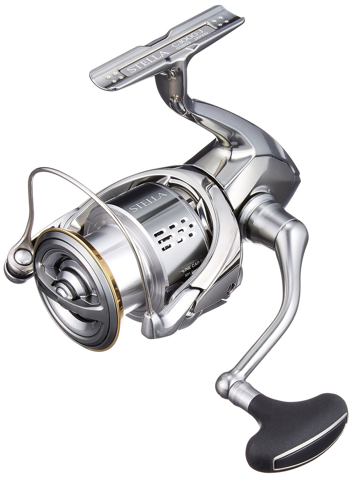 Shimano 18 Stella C3000 Spinning reel from Japan New    cheap and fashion