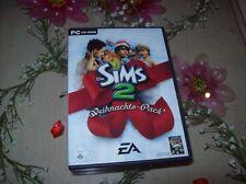 DIE SIMS 2 PC Die Sims 2 Weihnachtspack kpl. DEUTSCH