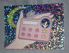 Sailor Moon Prismatic Trading Card #7 DIC 1997 Kodansha Toei Naoko Takeuchi