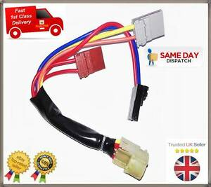 FIAT SCUDO EXPERT DISPATCH 1995-06 NEW IGNITION SWITCH WIRES CABLES ...