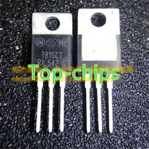 10PCS-MC7815CT-Nuevo-Mejor-Oferta-IC-Reg-Ldo-15V-1A-TO220AB