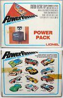 1975 Lionel Tcr Ccr Slot Car Power Passers 28v 5/7va Ac Transformer Pack 3-4761