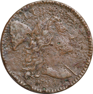 1794-S-61-LIBERTY-CAP-FLOWING-HAIR-LARGE-CENT-1c-VF-XF-DETAILS-CORROSION-DATE