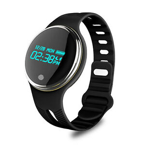 Waterproof-Bluetooth-Smart-Watch-Phone-Mate-For-IOS-iPhone-Android-Samsung-Black