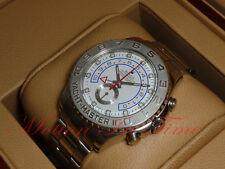 Rolex Yacht-Master II Regatta Chronograph 44mm 18kt White Gold Oyster Ref:116689