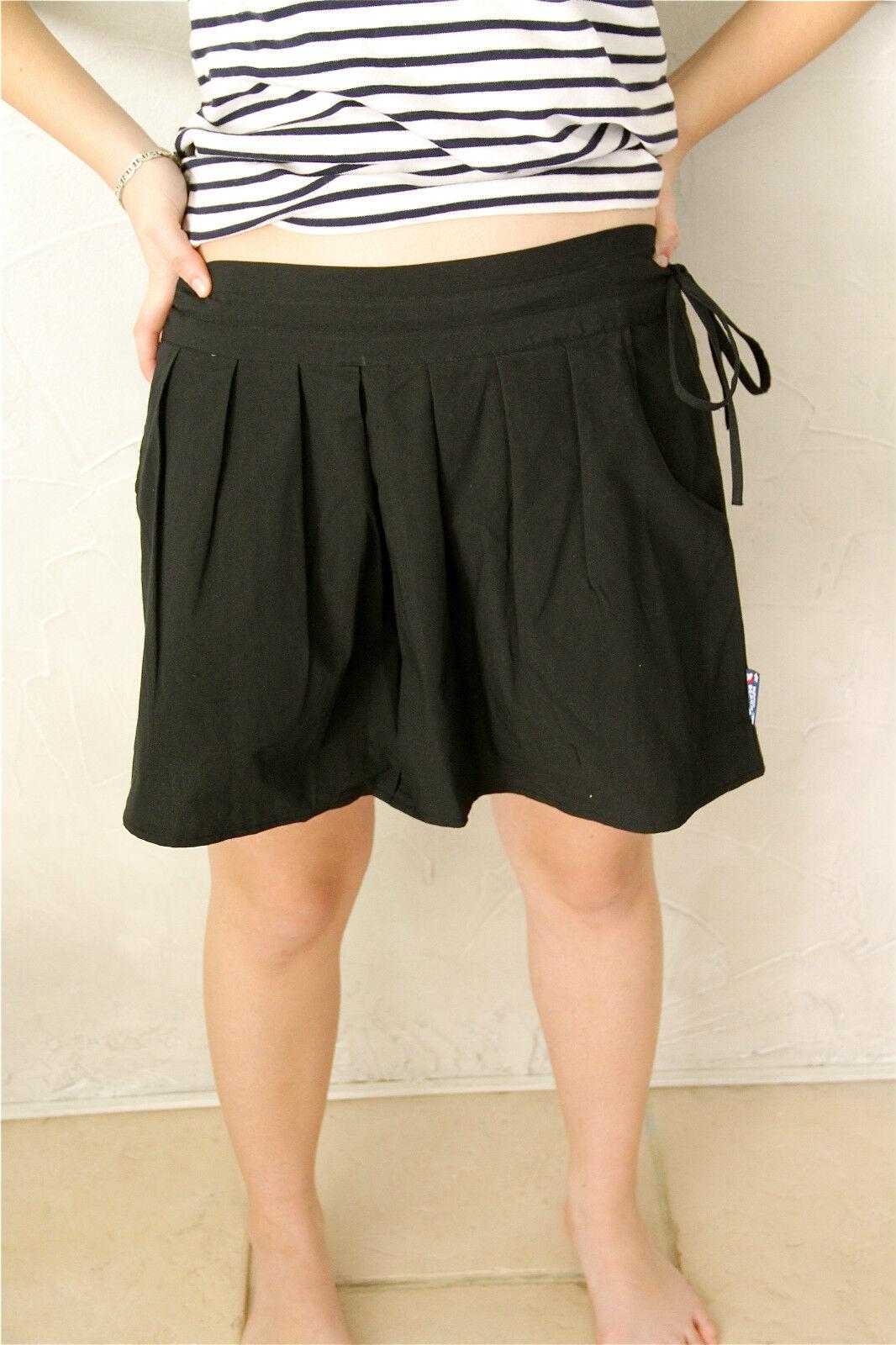 Mini jupe blacke KANABEACH metropark size 38  NEUF ÉTIQUETTE valeur