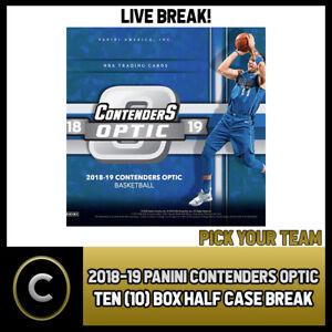 2018-19-PANINI-CONTENDERS-OPTIC-10-BOX-CASE-BREAK-B197-PICK-YOUR-TEAM