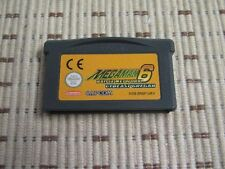 Megaman 6 Battle Network Cybeast Gregar für GameBoy Advance SP und DS Lite