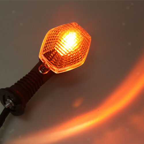 Amber Front Rear Indicator Turn Signal Light for Suzuki GSF 1200 N//S Bandit