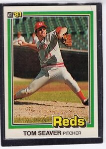 1981-TOM-SEAVER-Donruss-Baseball-Card-422-Cincinnati-Reds-Vintage