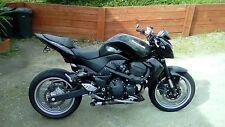 2007-2012 Kawasaki Z750 Radiant Cycles Shorty GP Exhaust pipe 07-12 BLACK