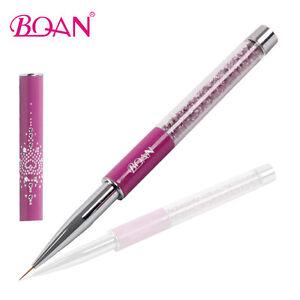 BQAN-1PC-Nail-Art-Liner-Brush-7mm-Salon-Design-Drawing-Nail-Art-Striper-Brush