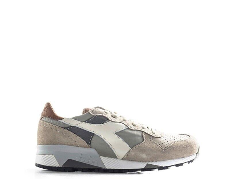 Schuhe DIADORA HERITAGE Mann grau Kunstleder,Stoff 161303-75124     Deutschland Store